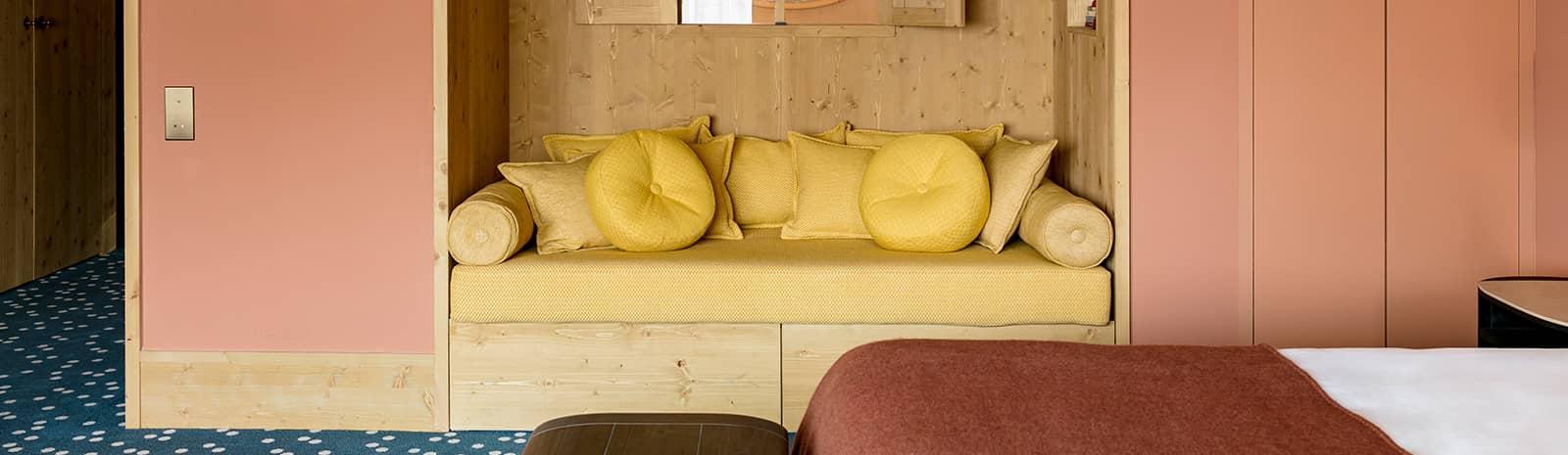 Novabress décoration textile hôtellerie et résidence de tourisme